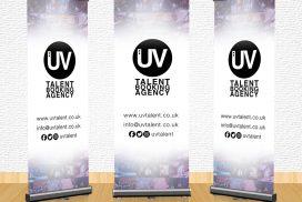 UV Banner Portfolio