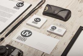 UV Talent Logo Mock Up