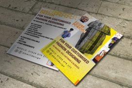 BWill Flyer