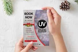 UV Christmas Flyer